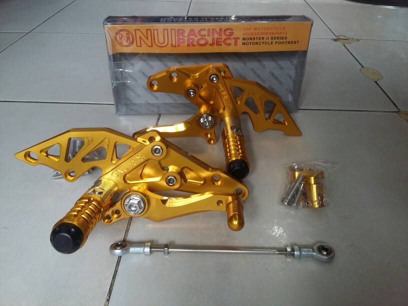 Underbone Nui Monster R15