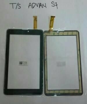 Touchscreen / Layar Sentuh Teb Advan S7