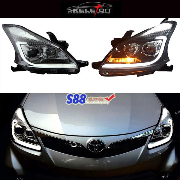Skeleton Headlamp After Market All New Avanza Free Ongkir