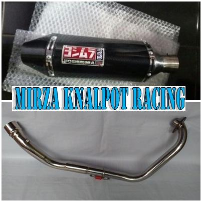 Knalpot Racing Yoshimura USA Fullsystem Yamaha Jupiter MX Old / New / King