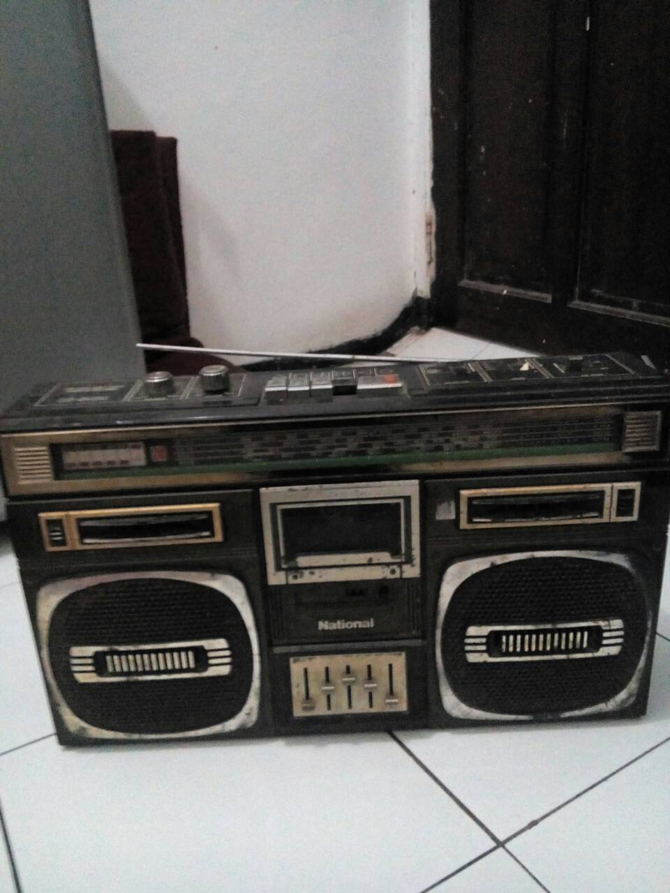 Jual Radio Jadul Klasik Antik Khoiriyah Collection Tokopedia