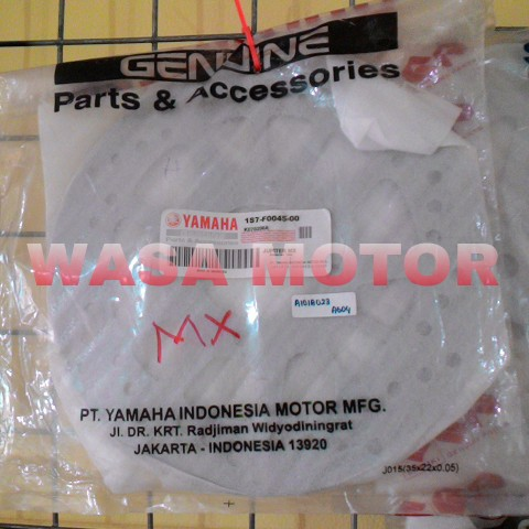 EXCLUSIVE Piringan Cakram / Disc Brake Front Jupiter MX / Z ORIGINAL YAMAH