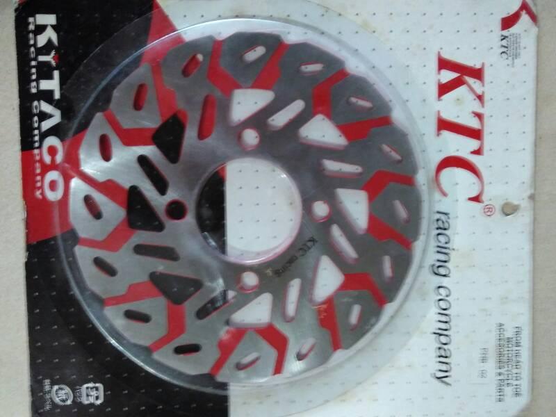 SPECIAL Piringan Cakram KTC Vario / Beat / Vario 125 / Beat Fi / Scoopy / Vario
