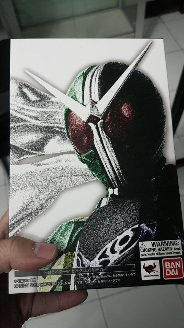 SHF Kamen Rider W Renewal
