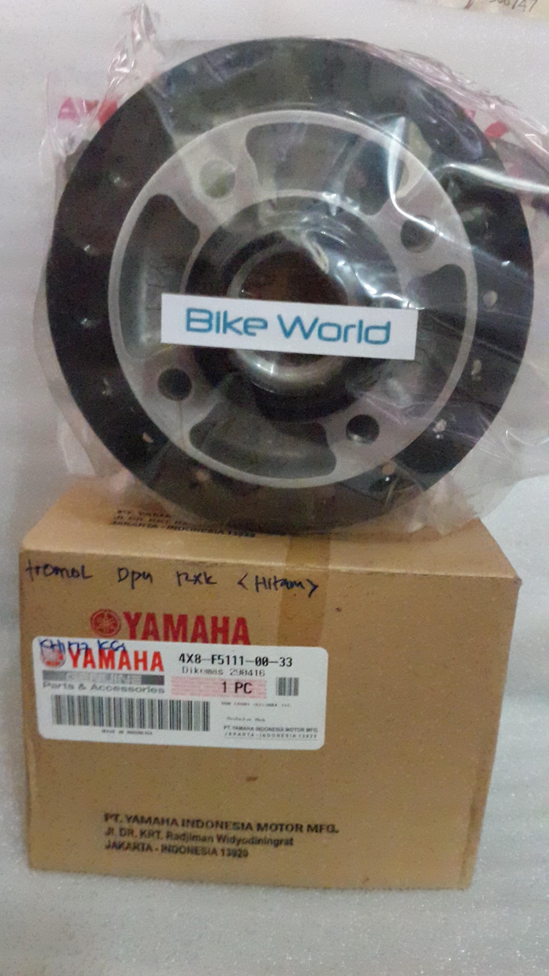 SPECIAL Tromol Depan RX King Yamaha Genuine Parts MURAH MERIAH
