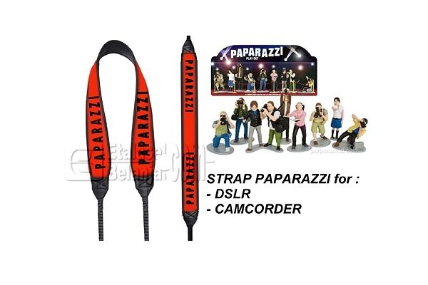 SPECIAL Strap Kamera Logo Paparazzi PALING LARIS