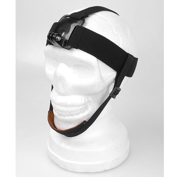 DISCOUNT TMC Head Strap Belt For GoPro & Xiaomi Yi - HR95 PALING LARIS