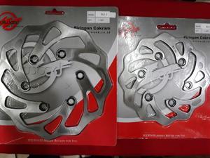 Piringan Disc / Cakram Klx / Dtracker 150 Depan Belakang