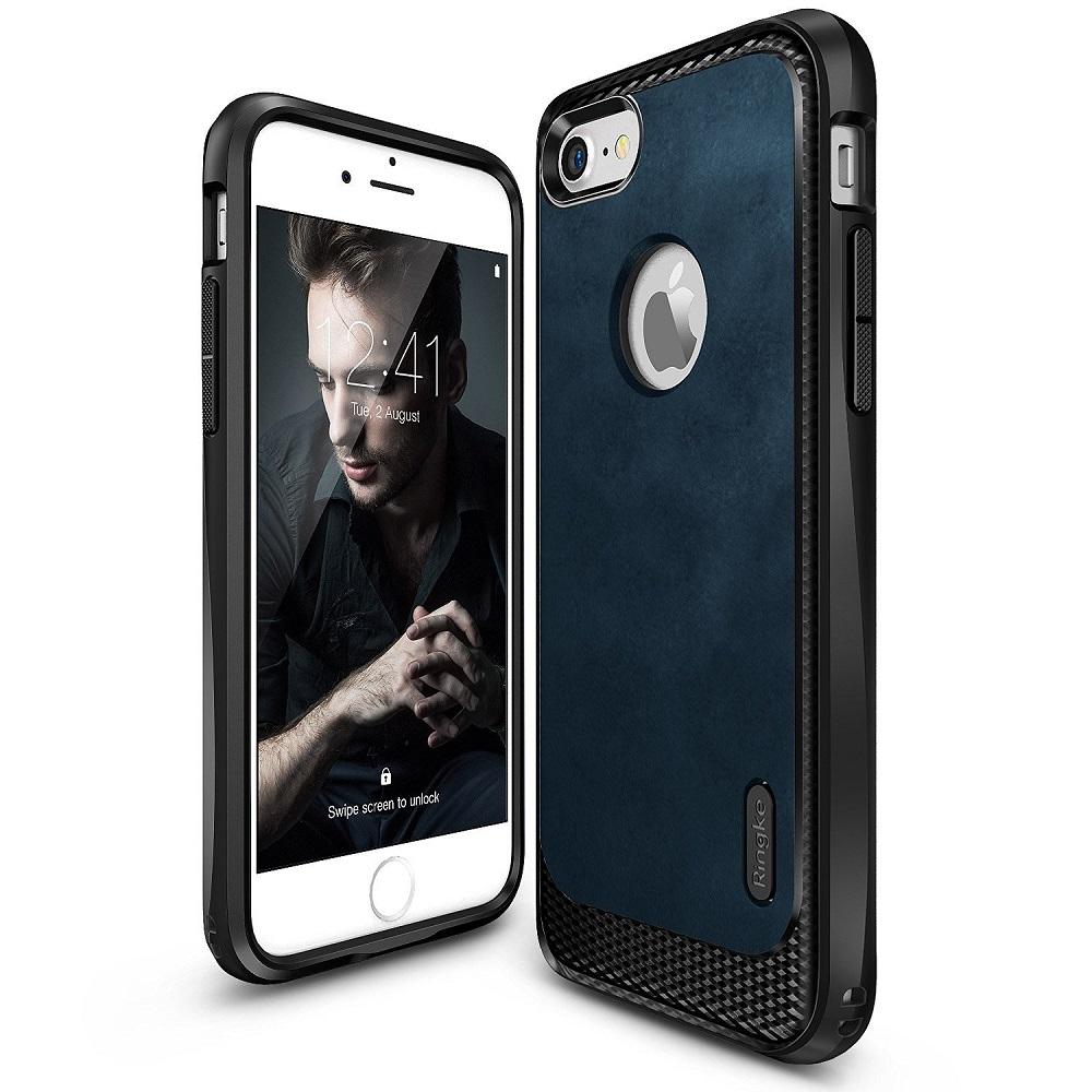 Ringke Flex S Soft Case iPhone 7 - Deep Blue