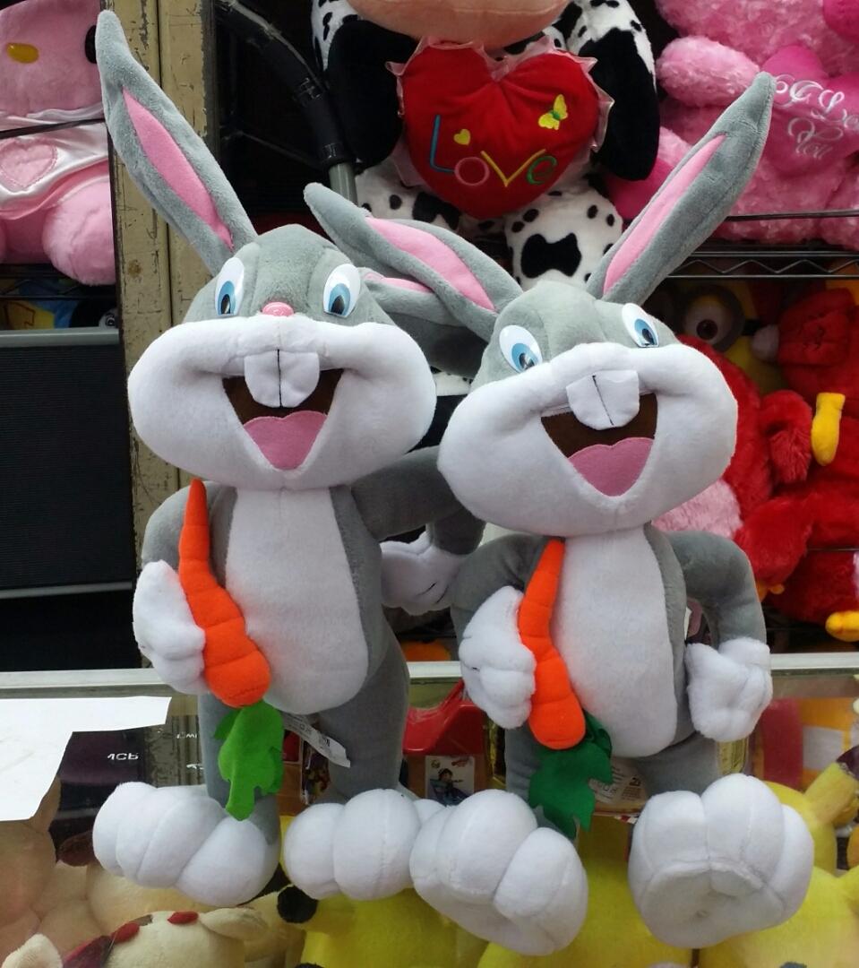 New!! Boneka Bugs Bunny