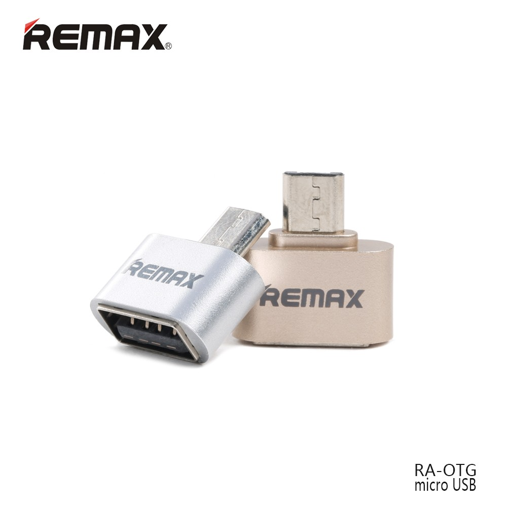 OTG Remax Micro USB Smartphone On The Go 2.0 / RA-OTG Original / Andro