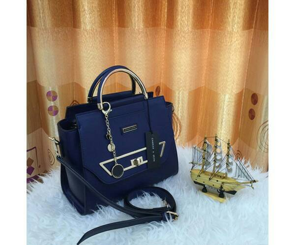 TAS ELEGAN MODERN CK OFFICE HANDBAG DONGKER SIMPLE MURAH