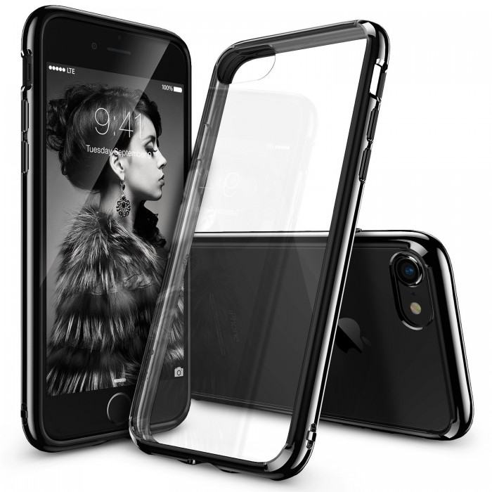 Ringke Fusion Case for iPhone 7 - Ink Black - Casing, Cover