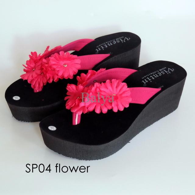 Murah Sandal Sponge Spon SP04 Laris