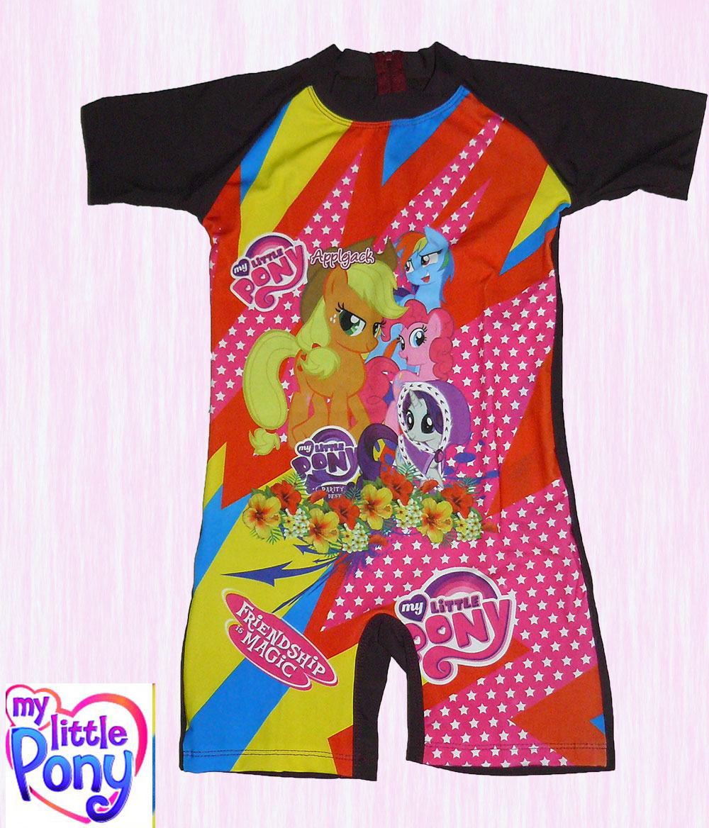 Jual Baju Renang Anak Little Pony Chiecollection Tokopedia
