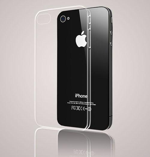 Ultrathin/ Jelly Case Polos IPhone 4 / 4 S Termurah