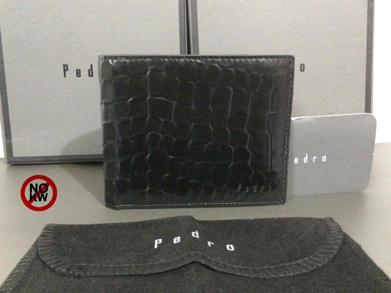Dompet Kulit Pedro Original MG05X