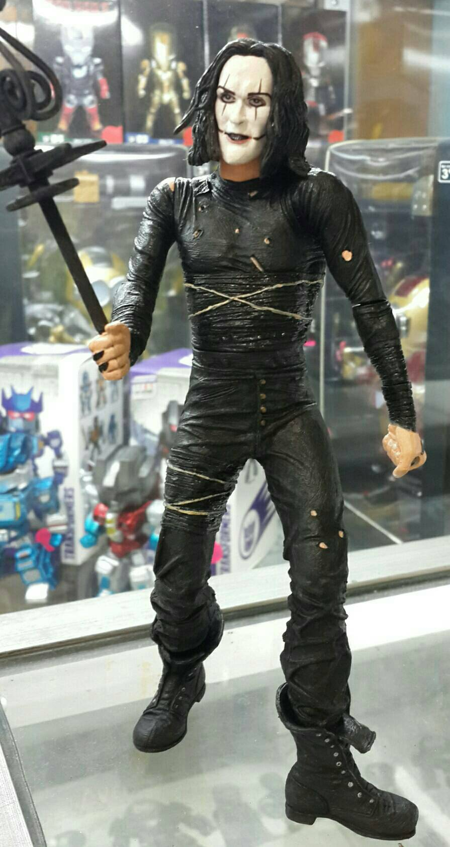 The Crow (NECA) - Loose Pack