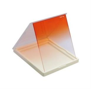 TIANYA Graduated ORANGE Filter (Cokin P-size Compatible)