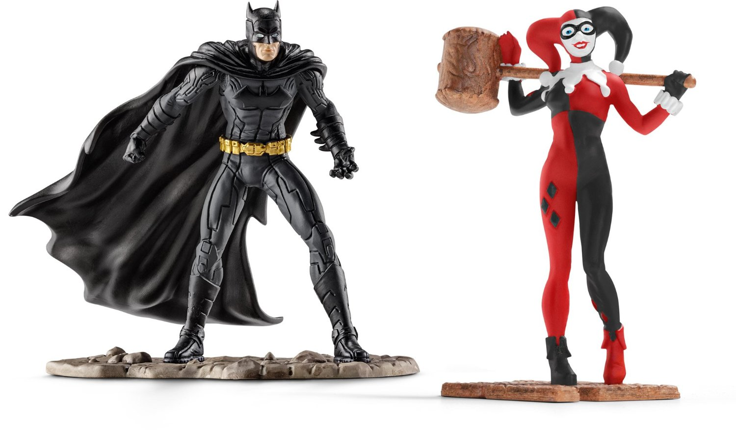 Schleich 22514 Batman Vs Harley Quinn Scenery Pack3