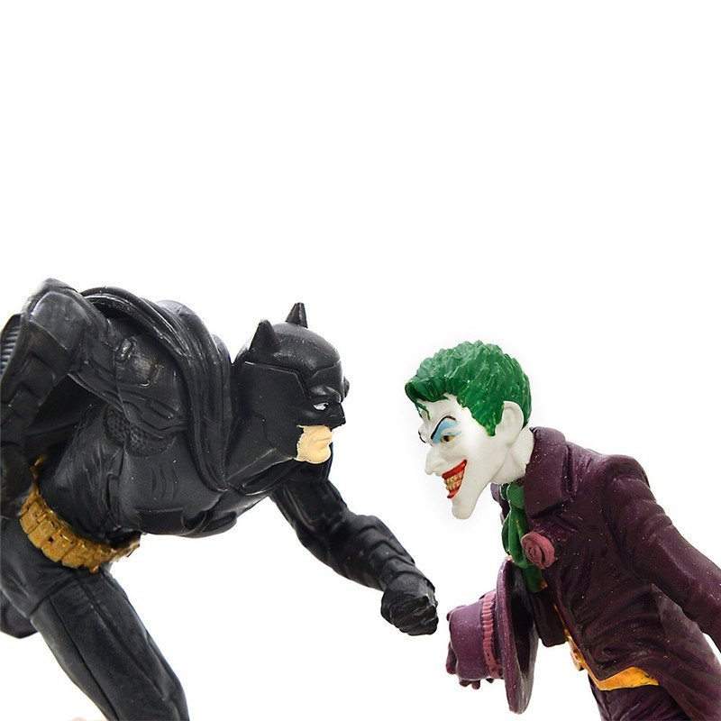 Schleich 22510 Batman Vs The Joker Scenery Pack3