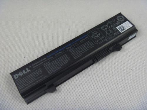 Baterai ORIGINAL Dell Latitude E5400 E5410 E5500 E5510 (6 CELL) - Black