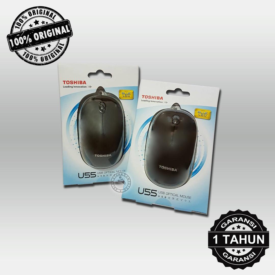 Harga Dan Spesifikasi Mouse Toshiba Terbaru 2018 Optical U55 Hitam Fs Jual Black Orion Utama Computer Tokopedia