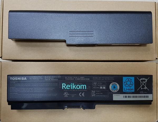 Baterai Laptop / Notebook Toshiba Satellite C600, C605, C635, - LA