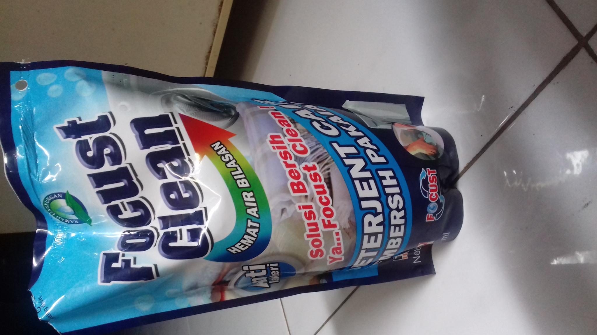 Focust Clean Detergent