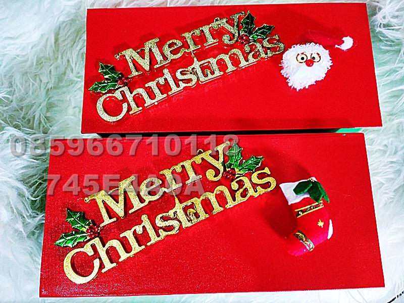Bingkisan Natal / Christmas Hampers Leather Box Special Handmade