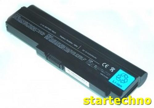 Baterai Toshiba Satellite U300 Portege M600 (OEM) - Black