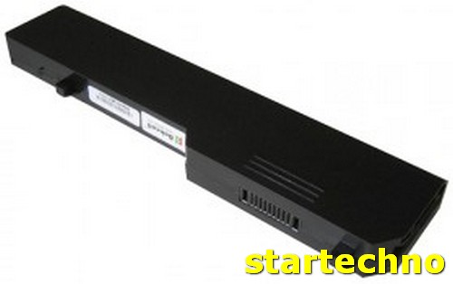 Baterai Dell Vostro 1310 1320 1510 1520 2510 High Capacity (OEM) - Bla