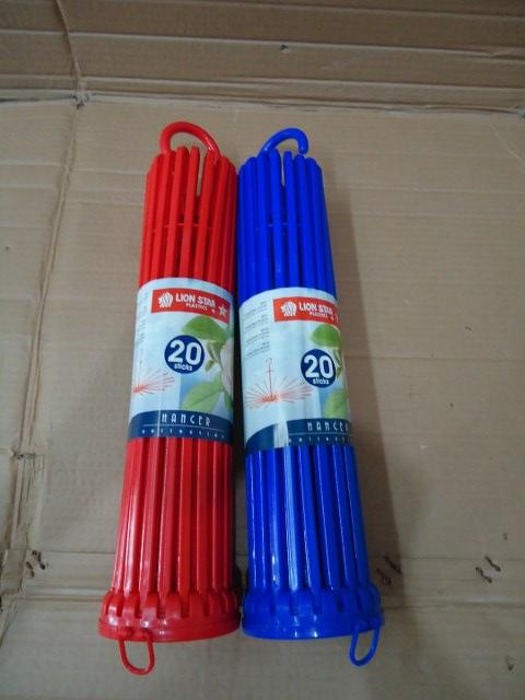 Jemuran / Hanger Folding Lionstar 20 Stick4