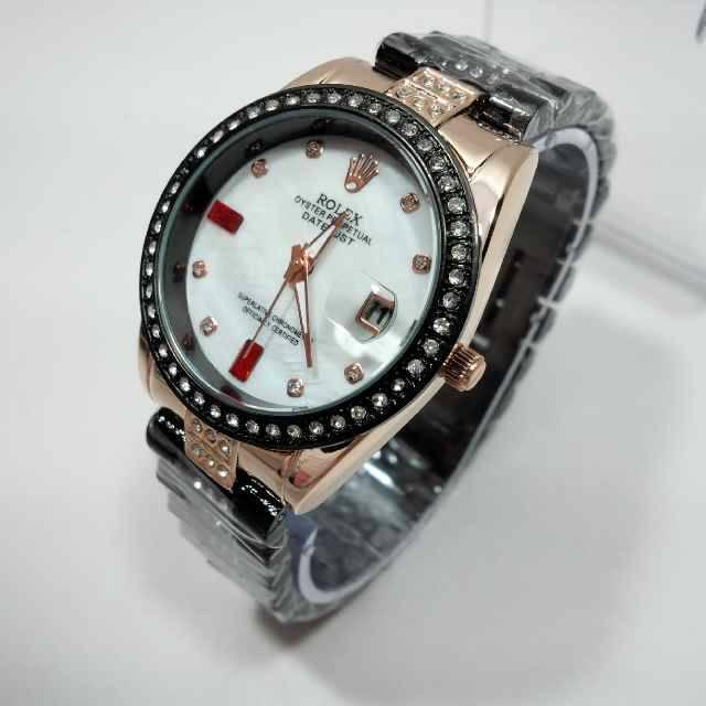 Jam Tangan Wanita Rolex Nice Chain Diamond Terbaru Murah 2