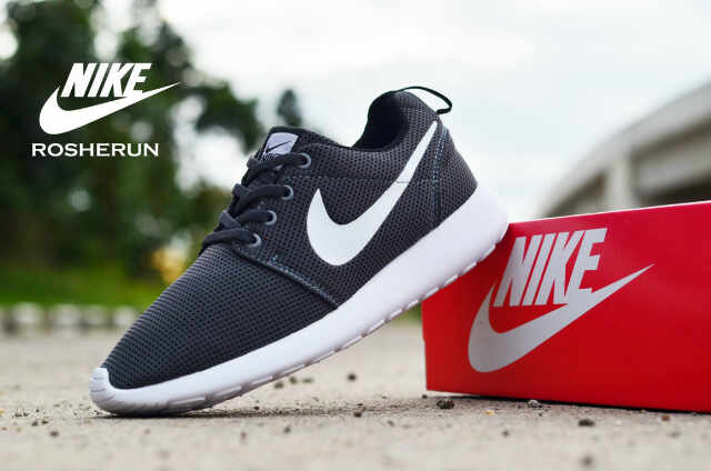 Sepatu Nike Rosherun Abu