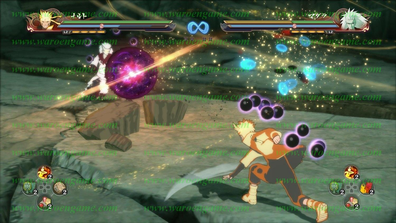 Naruto ultimate ninja storm 3 как сделать пробуждение