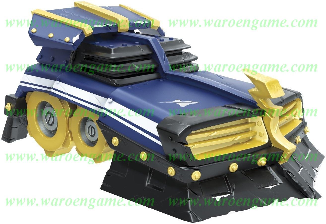 Skylanders SuperChargers Vehicle Shield Striker Charact Berkualitas