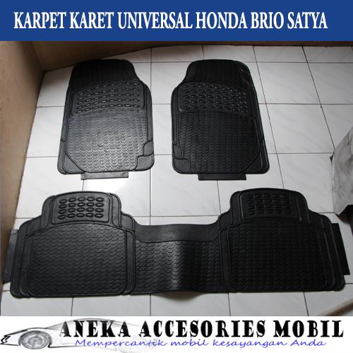 Karpet Karet Universal Honda Brio Satya Diskon