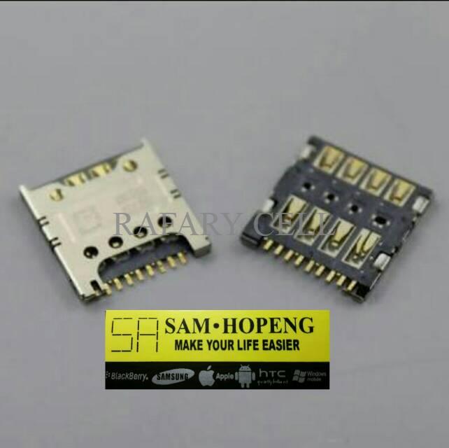 LG G2 D800 D801 D802 Connector Konektor Simcard Sim Card