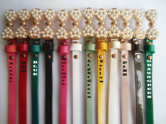 Belt Candy Color ZB104