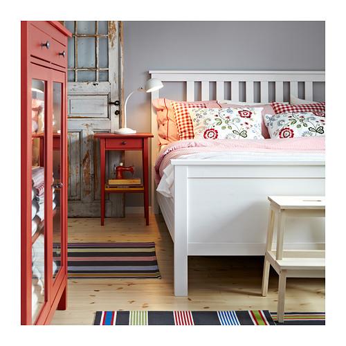 IKEA HEMNES Meja Samping Tempat Tidur
