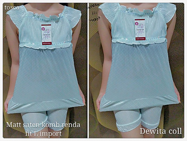 Baju Tidur Dewita Tosca