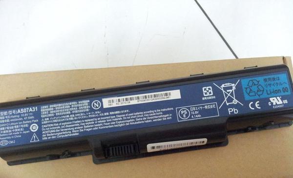 [Grosir!!!] Baterai Original Acer Aspire 4736 4710 Acer 4740 4520 Acer