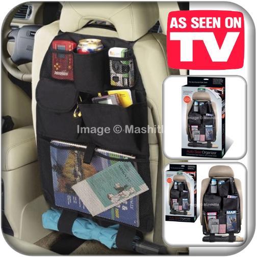 Auto Seat Car Organizer Barang Rapi Mobil Aksesoris Cars Salon