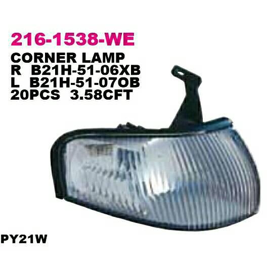 216-1538-WE Cornerlamp Mazda Familia 97-98 Murah