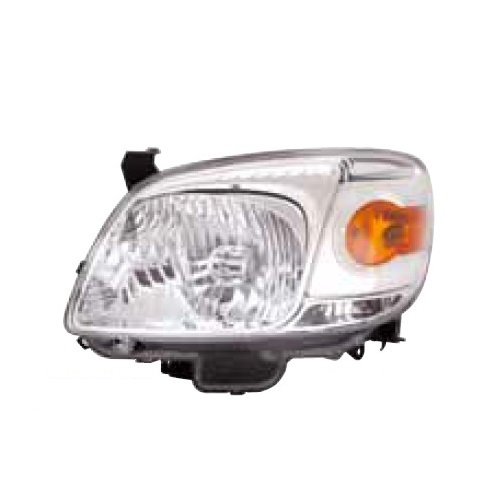 216-1154-RDED1 Headlamp Mazda BT 50 07-11 Crystal Chrom Diskon