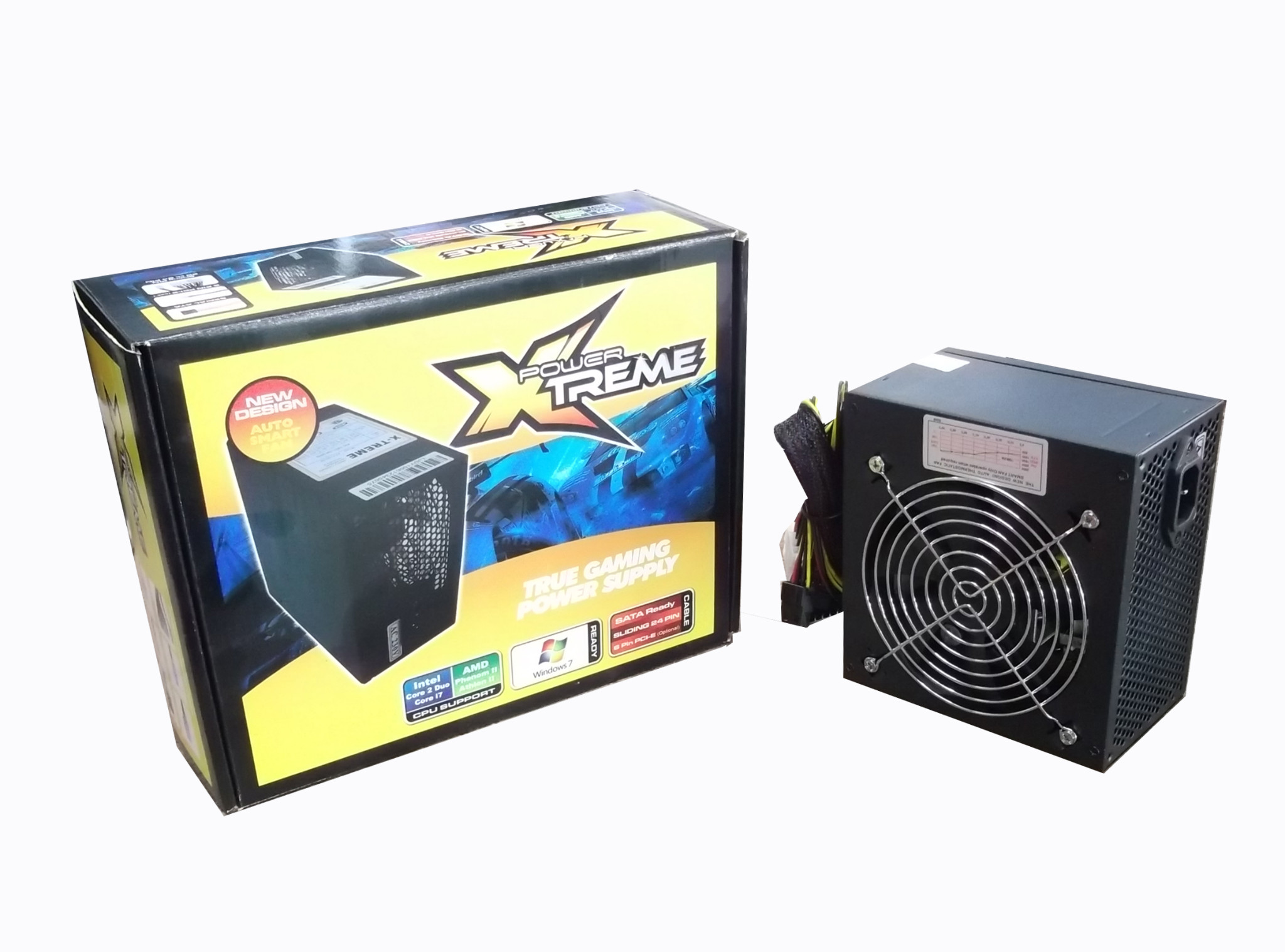 Power Supply X-treme 500watt