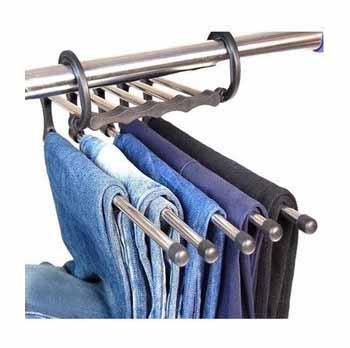 Hanger / Gantungan Jemuran U / Celana Panjang, Jeans, Dll - HHM013