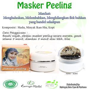 Masker Peling Batrisyia Herbal 30 Gr Big