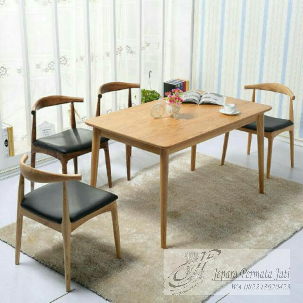 Kursi Makan Japanis Style (Furniture, Meja Makan, Kursi Tamu)